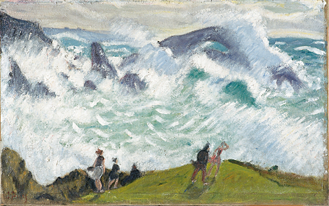30053-la-vague-à-la-roche-percee-1926-